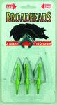 Redzone 2-Blade Broadheads 120gr