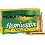 Remington 270Win Express 130Gn Core Lokt PSP Pkt 20