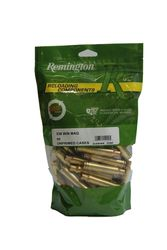 Remington .338WinMag Unprimed Brass Qty 50