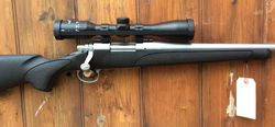 Remington 700 SPSS 300WSM Scoped Rifle