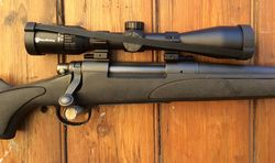 Remington 700 SPS 270Win Scoped Bolt Action Rifle