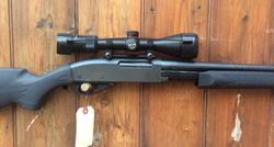 Remington 7600 30 06Sprg Pump Action Rifle