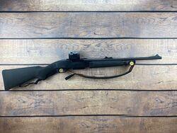 Remington 7600 Carbine 35Whelen Pump Action Rifle