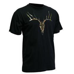 Ridgeline Deer Black Tee