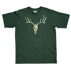 Ridgeline Deer Olive Tee