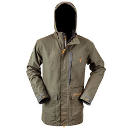 Hunters Element Downpour Elite Jacket Forest Green