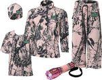 Ridgeline Little Critters Pink Camo Set