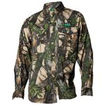 Ridgeline Territory Long Sleeved Shirt Buffalo Camo (Small Only)