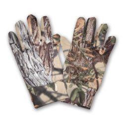 Ridgeline Thin Dimpled Gloves Buffalo Camo