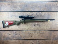Ruger American Ranch 300Blackout Scoped Rifle