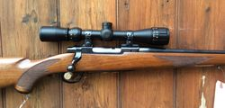 Ruger M77 243Win Scoped Bolt Action Rifle