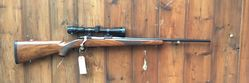 Ruger M77 MK 11 243Win Scoped Bolt Action Rifle