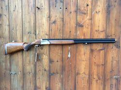 SKB 600 Trap 12Ga Under + Over Shotgun