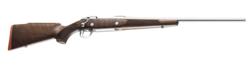 Sako 85 Hunter .243Win Walnut / Stainless Rifle