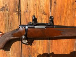 Sako Vixen L461 222Rem Bolt Action Rifle