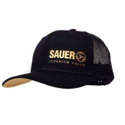 Sauer Cap Black