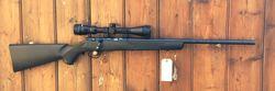 Savage 93R17 .17HMR Scoped Bolt Action Rifle