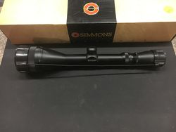 Simmons Pro50 4-12x50 AO Scope
