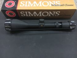 Simmons Whitetail Classic 3.5-10x50 Wide Angle Rifle Scope