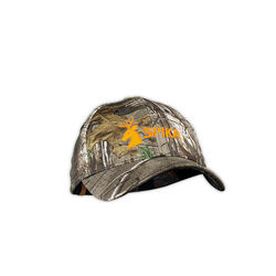 Spika Camouflage Cap Orange