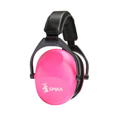Spika Ear Muffs -Slim Line- Pink