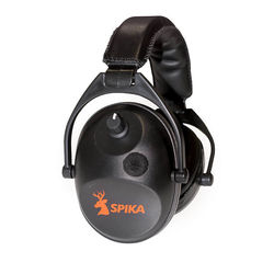 Spika Electronic Ear Muffs Black