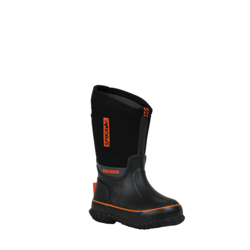 Spika Kids Bruzer Classic Gumboot Black