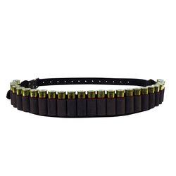 Spika Leather Ammo 12Ga Belt