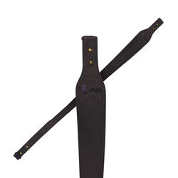 Spika Leather Padded Gun Sling