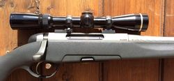 Steyr Pro Hunter 3006Sprg Scoped Rifle