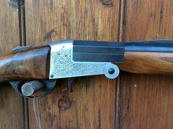 Stirling Folding 12Ga Single Barrel Shotgun