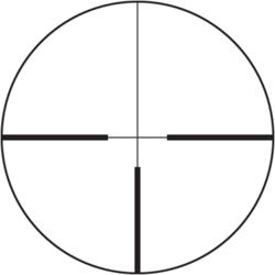 Swarovski Z3 3 10x42 L 4A Reticle Riflescope