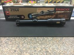 Tasco Titan 1.25-4.5x26 4A Reticle Scope