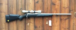 Tikka T3 Stainless Varmint 308Win Scoped Rifle
