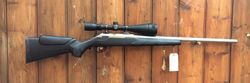 Tikka T3 Varmint Left Hand 22 250Rem Scoped Rifle