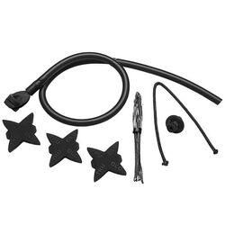 TruGlo Archery Bow Accessory Kit - Black