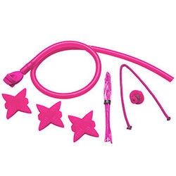 TruGlo Archery Bow Accessory Kit - Pink