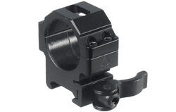 Leapers UTG Quick Detach/ Lock 30MM Picatinny Rings - Low