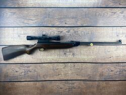 Weihraugh HW50 177Air Scope Air Rifle