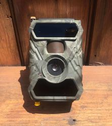 Wildgame 3G Camo Trail/Security 12MP Black LED Camera