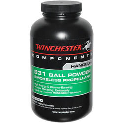 Winchester 231 Smokeless Powder 1Lb Bottle (PickUp Only)