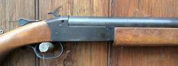 Winchester 370 12Gauge Single Barrel Shotgun