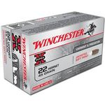 Winchester Super X 22Hornet 45Gn SP