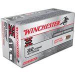 Winchester Super X 22Hornet 46Gn HP