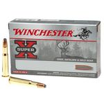 Winchester Super X 6.5x55Swedish 140Gr SP