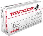 Winchester USA 45Auto 230Gr FMJ