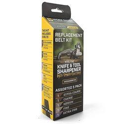 Worksharp Replacement Belt Pack For WSKTS-KO