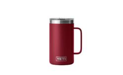 YETI Rambler 24oz Mug - Harvest Red