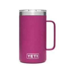 YETI Rambler 24oz Mug - Prickly Pear Pink