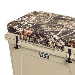 YETI Tundra 35 Seat Cushion Marine Vinyl Max4 Camo